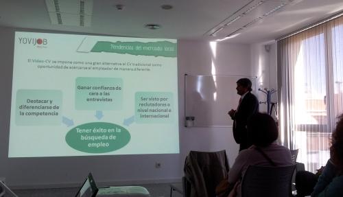 taller de Videocurriculum
