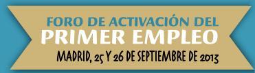 Foro de activación del Primer Empleo en Madrid