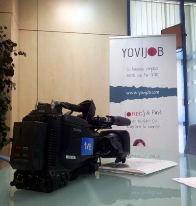 TVE en Yovijob